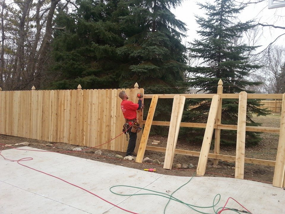 local fence company installation