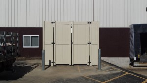 nitrogen tank custom structure gates picture