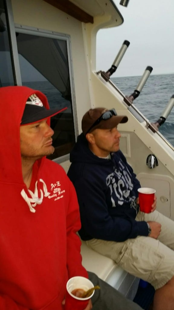 Dustin - A to Z Quality Fencing fishing charter