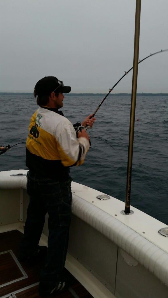 Mike - A to Z Quality Fencing fishing carter