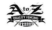 Logo A to Z Quality Fencing & Structures