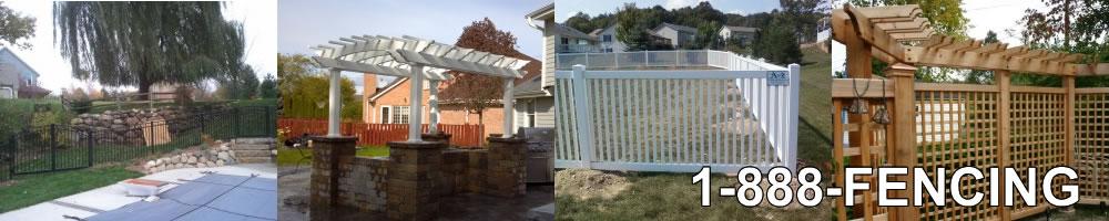 Lakeville, Farmington fence installation