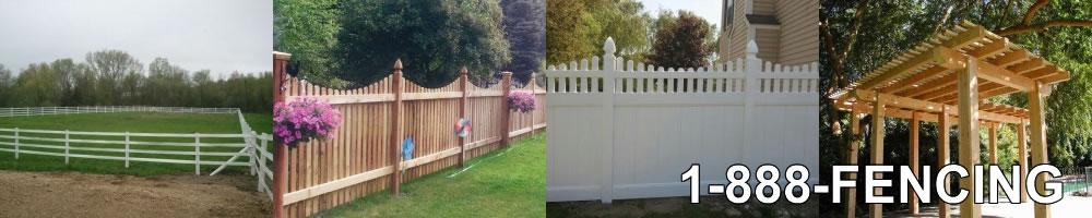 Background Lakeville, Farmington fence contractor