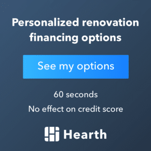 Personalized renovation financing options available